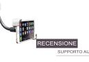 RECENSIONE: Supporto Auto Smartphone IVOLER EU