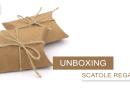 RECENSIONE: Hondex 50 scatole di Scatole da regalo