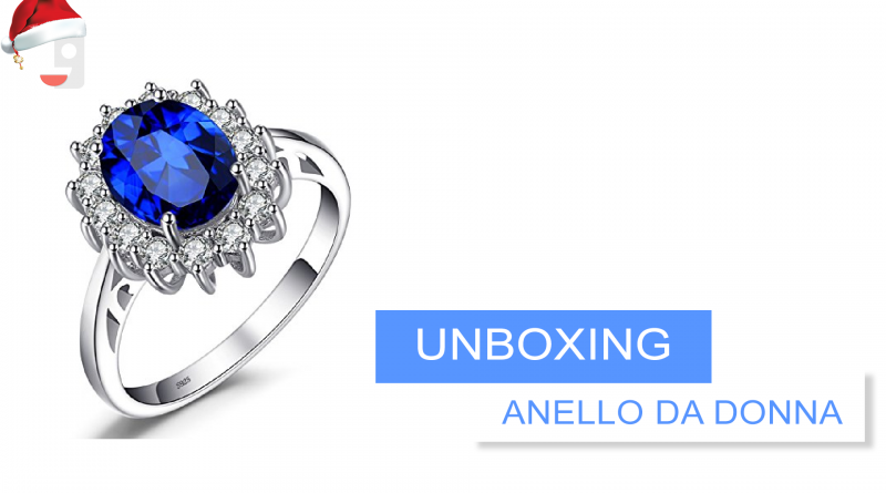 Anello da Donna in Argento Stering 925 Jewelrypalace