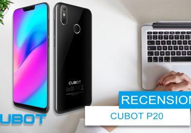 RECENSIONE Smartphone CUBOT P20 – Tutto buono o altro FLOP?